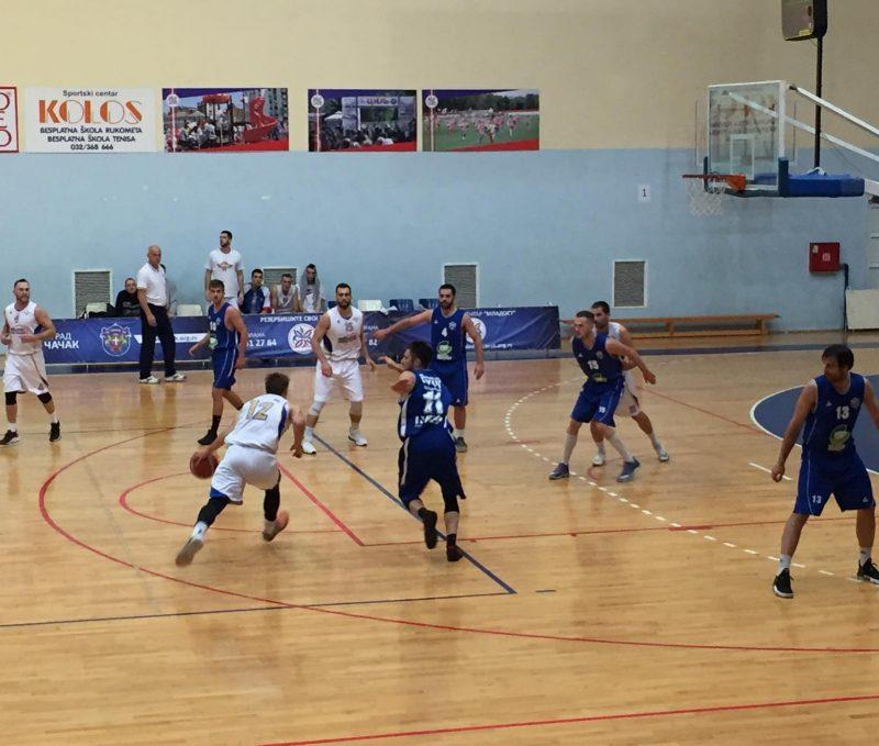 Nova odlična utakmica košarkaša Čačka 94
